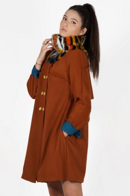 Le Manteau Flamboyant